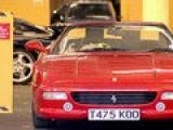Ferrari Barrier