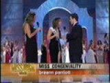 Miss USA 2003- Congeniality & Photogenic Awards