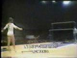 Nadia Comaneci - 1975 Uneven Bars