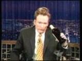 Conan O'Brien Screeched In