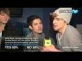Predicto.com: Big Time Rush On Megan Fox Adam Lambert