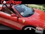 High Rollin -- Poker Pro Hasan Habib's Ferrari F360 Spider