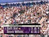 Serena Williams Vs. Steffi Graf 1999 Pacific Life Open Final 1 2