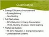 EPAct 179D Energy Tax Deduction