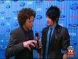 Adam Lambert Interview For Idol Wrap