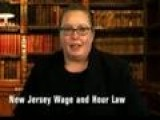 New Jersey Employment Attorney Discusses NJ Wage And Hour Law