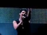 Adam Lambert - Bowie Medley - 7-5-09 Portland OR