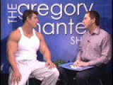 The Gregory Mantell Show -- Fitness Model Zeb Atlas