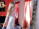 Alessia Marcuzzi - Sexy See Through In Un Amore Di Strega