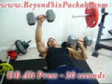 Killer 4 Minute DB Workout Routine That Can Kick Your A**