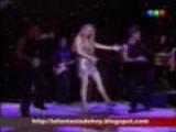 Super OOPS Topless Of Noelia Monge