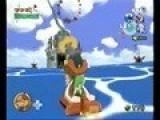 The Legend Of Zelda: The Wind Waker Japanse Reclame 1