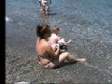 Nudist Colony On Marmaris Beach