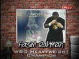 Will And Hasim Rahman