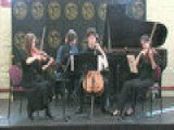 Midwest Young Artists - Piano Quartet In Eb Major - Schumann
